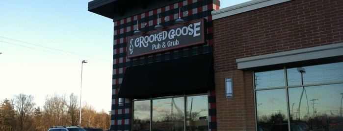 Crooked Goose is one of Places to check out.