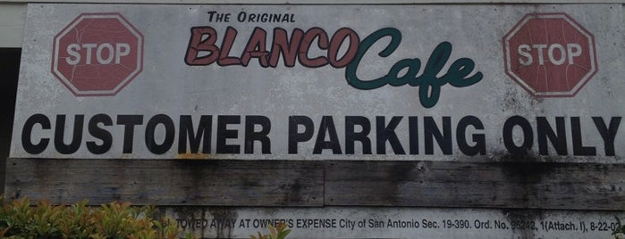 Blanco Cafe is one of The 15 Best Places for Enchiladas in San Antonio.