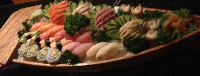 Planeta Sushi is one of Guia Rio Sushi by Hamond.
