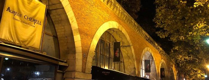 Viaduc des Arts is one of Paris.