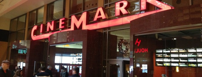 Cinemark IMAX Theater is one of Arcades.