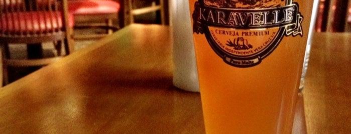 Karavelle - Brewpub is one of Preciso visitar - Loja/Bar - Cervejas de Verdade.
