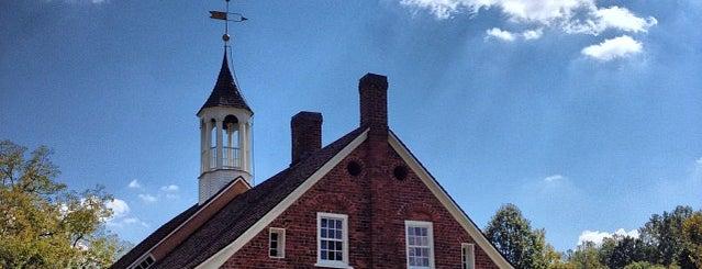 Historic Bethabara Park is one of North Carolina.