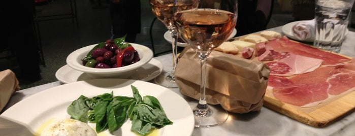Eataly is one of Foursquare Flatiron - Food.