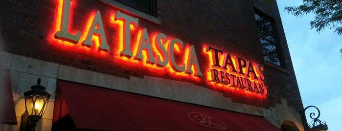 La Tasca Tapas Restaurant is one of Restaurants.