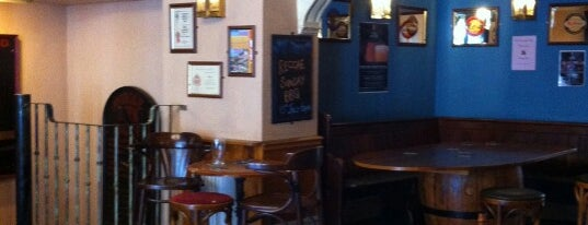 The Three-Legged Mare is one of York's Best Drinking Holes.