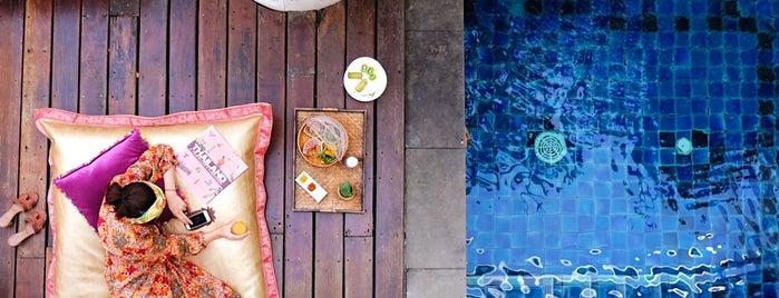 โรงแรม แอท นิมมาน (@niman, At Niman Chiangmai) is one of Hotel.