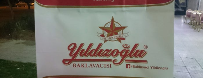 Yıldızoğlu Baklavacısı is one of Konya'da Café ve Yemek Keyfi.