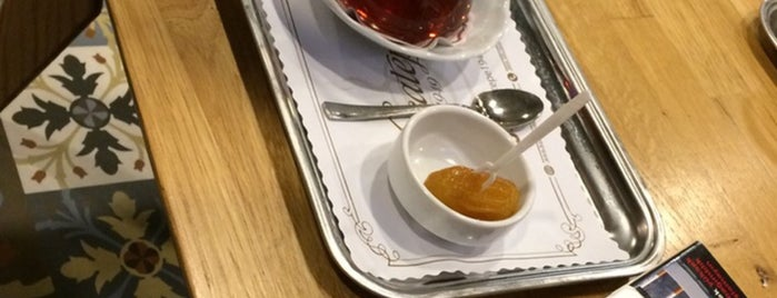 Kocatepe Kahve Evi is one of Konya'da Café ve Yemek Keyfi.