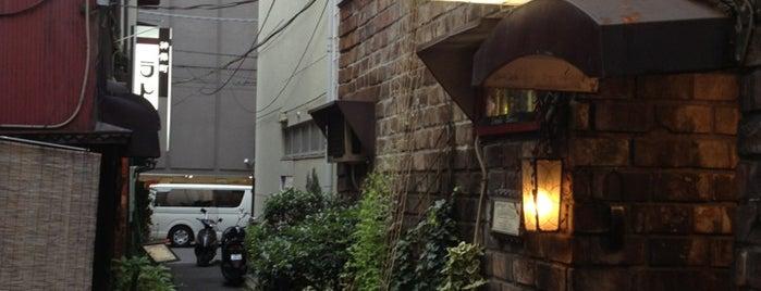 ミロンガ ヌオーバ is one of 珈琲の名店12選+α(東京).