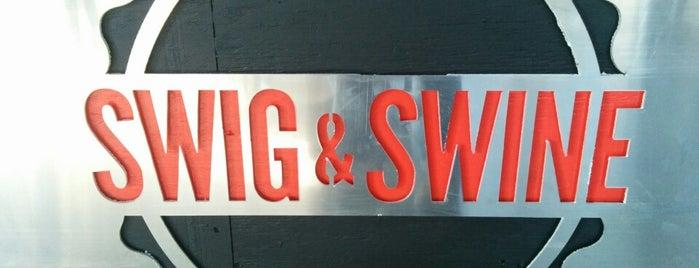 Swig & Swine is one of CHS Wishlist.