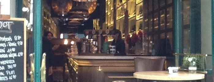Bardot is one of Restaurantes Bcn.