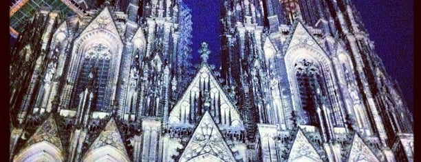 Cologne Cathedral is one of Köln, baby!.