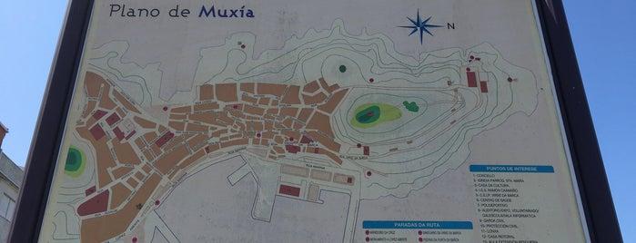 Muxía is one of Camino de Santiago.