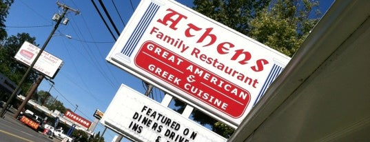 Athens Family Restaurant is one of To Do: Nashville.