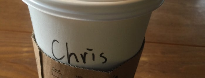 Starbucks is one of Food/Drink.