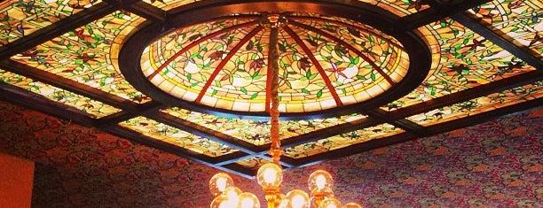 Gryphon Tea Room is one of Savannah.