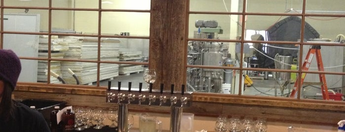 Mystic Brewery is one of New England Breweries.