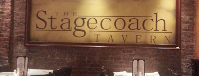The Stagecoach Tavern is one of New York City.