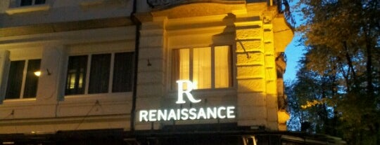 Renaissance Lucerne Hotel is one of Ren.