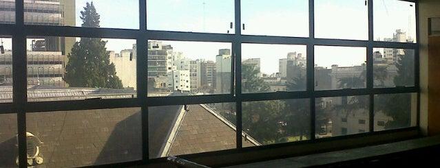 Facultad de Ciencias Económicas - UNLP is one of Favoritos.