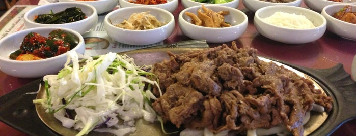 Ma Ma's Korean Restaurant is one of A foodie's paradise! ~ Indy.