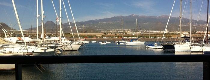 Restaurantes/tabernas en Marina del Sur Tenerife.