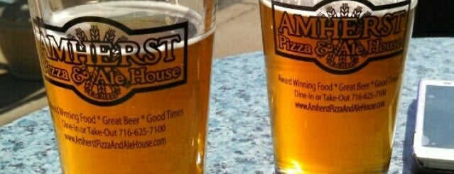 Amherst Pizza & Ale House is one of Favorite Nightlife Spots.