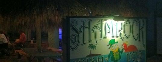 Shamrock Irish Pub is one of Ft. Meyers.