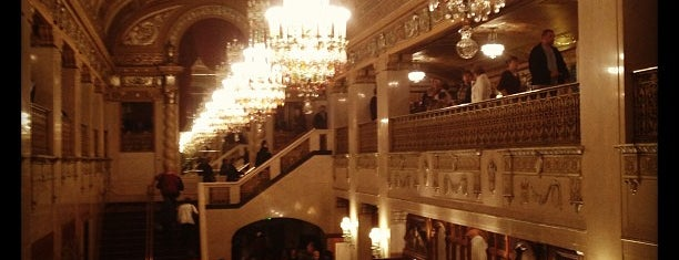 Benedum Center for the Performing Arts is one of Things To Do Over the Summer.