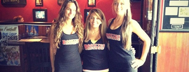 Rookie's Sports Club is one of Get Around in H-TOWN!!.