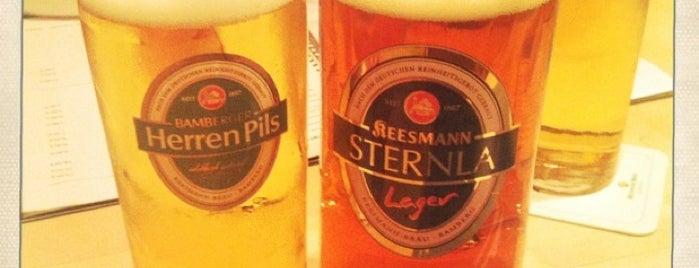 Brauerei Keesmann is one of Bamberg #4sqCities.