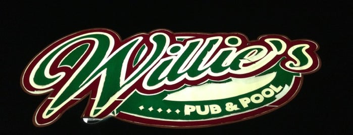 Willie's is one of Twunking Places.