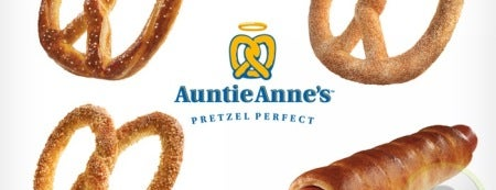 Auntie Anne's is one of ETC TIP ~2.