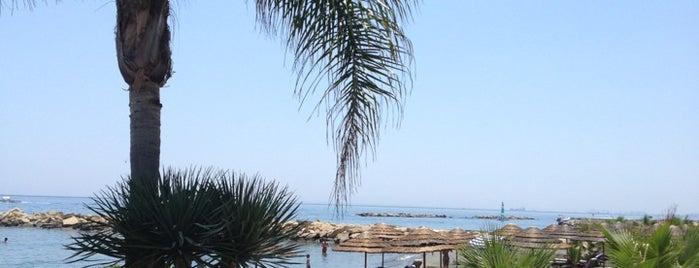 Amathus Beach is one of Отдохнуть в 2013.