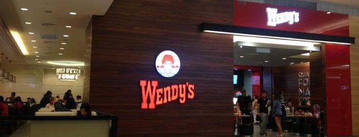 Wendy's is one of makan @ KL #16.