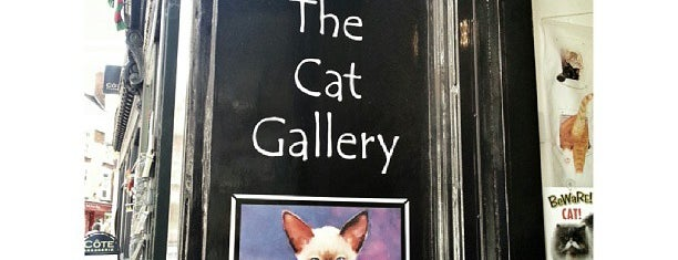 The Cat Gallery is one of Leeds/York.