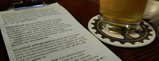 Metropolitan Tap Room is one of Brewery Bucket List.