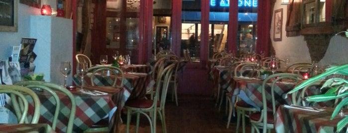 La Petite Auberge is one of London.