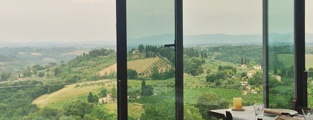 Ristorante Bel Soggiorno is one of Tuscany.