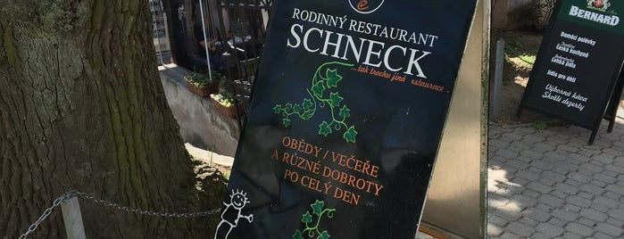 Café Restaurant Schneck is one of Прага.