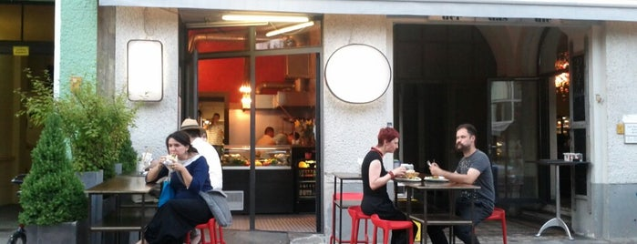 Dada Falafel is one of Berlin Food Spots.