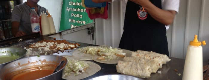 Los Burritos Norteños is one of Comida.