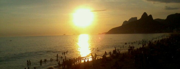 Posto 8 is one of The Beaches in Rio de Janeiro, Brazil.