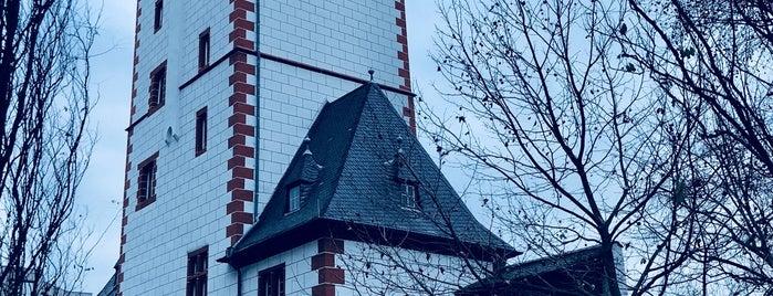 Holzturm is one of Mainz♡Wiesbaden.