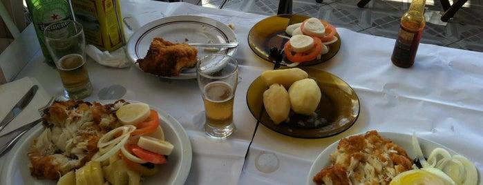 Adega D'Ouro is one of Melhores Restaurantes e Bares do RJ.