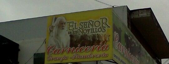 El Señor de los Novillos is one of To edit.