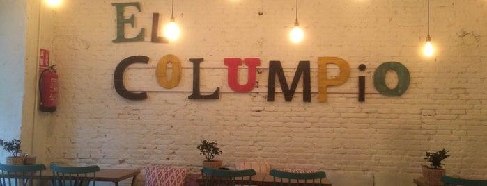 El Columpio Restobar is one of Zampar en Madrid.