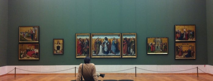 Alte Pinakothek is one of Germany.