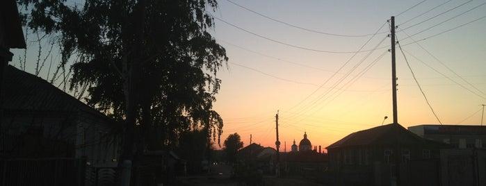 Урюпинск is one of cities.